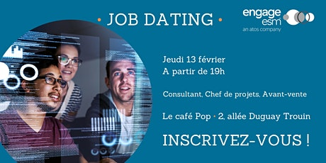 Job Dating - Engage esm billets