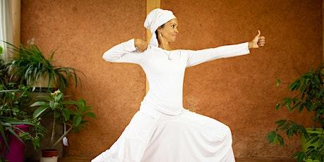 Kundalini Yoga and Hiking Healthy week tickets