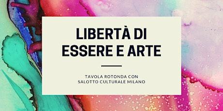 Aperitivo e tavola rotonda con SCM: libertà di essere e arte oggi biglietti