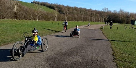 Rother Valley Inclusive Trike and Bike Taster Session tickets