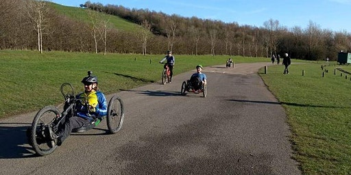 Rother Valley Inclusive Trike and Bike Taster Session