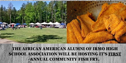 First Annual Community Fish Fry