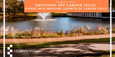 Science Cafe: Switching off cancer cells! tickets