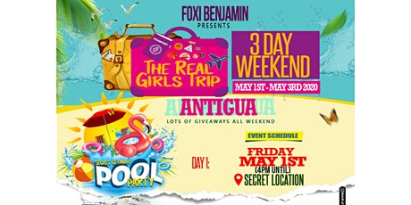 The Real Girls Trip  tickets