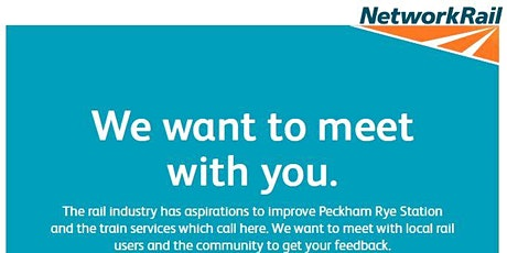 Peckham Rye Rail Community Event tickets