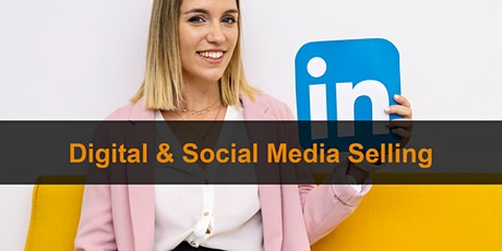 Sales Training London: Digital & Social Media Selling tickets