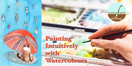 Painting Intuitively with Watercolours tickets