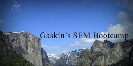 Gaskin's SEM Bootcamp tickets