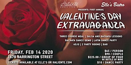 VALENTINE'S DAY EXTRAVAGANZA tickets