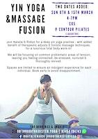 Yin Yoga & Massage Fusion