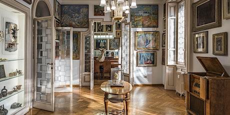 Un aperitivo ad arte a casa Boschi Di Stefano biglietti