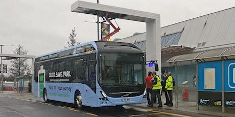 LowCVP Zero Emission Fleet Series: Birmingham - Buses tickets