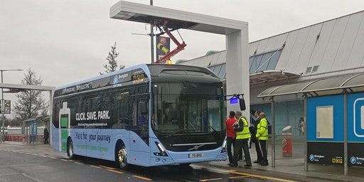 LowCVP Zero Emission Fleet Series: Birmingham - Buses