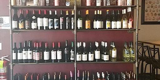 Weekly Wine Tasting 1/24 & 1/25