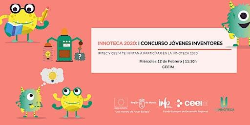 PRESENTACIÓN INNOTECA 2020: I CONCURSO DE JÓVENES INVENTORES