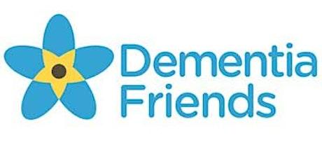 Dementia Friends tickets