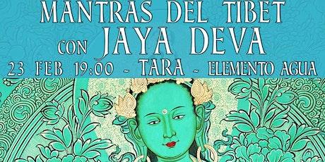 Mantras del Tibet - Elemento Agua - Tara entradas