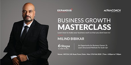 Business Growth Masterclass For  SME Business Owners tickets
