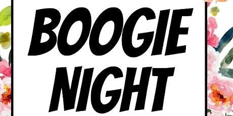 Boogie Night tickets