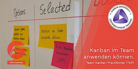 Kanban im Team anwenden (Team Kanban Practitioner) Tickets