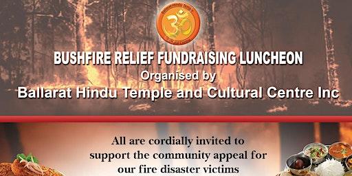 Bushfire Relief Fundraising Luncheon