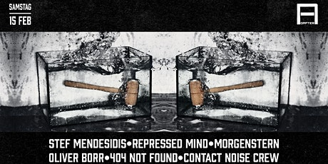 Adapter w/ Stef Mendesidis & Repressed Mind Tickets