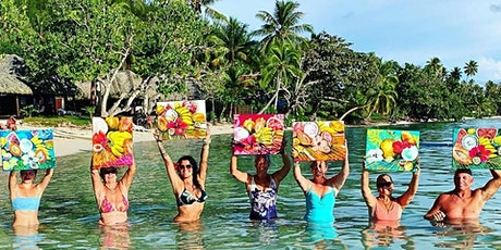 Painting in Paradise Tahiti & Bora Bora (BRISBANE DEPARTURE) tickets