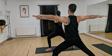 6-week beginners course Yoga tickets