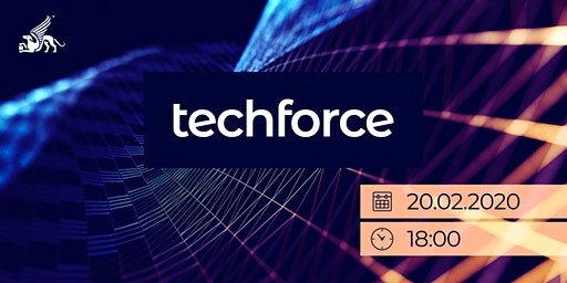 Techforce vol.8