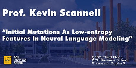 Initial Mutations As Low-entropy Features In Neural Language Modeling tickets