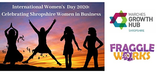 International Women's Day 2020 - Celebrating Shropshire Women In Business