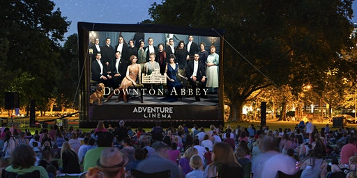Downton Abbey Outdoor Cinema Experience at Kingston Lacy House