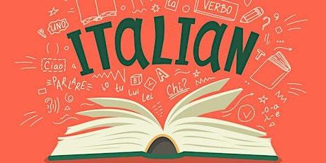 Italian for Beginners tickets
