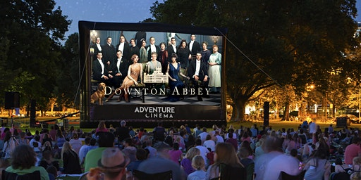 Downton Abbey  Outdoor Cinema Experience at Tredegar House, Newport
