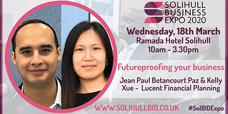Futureproof your business - #SolBIDExpo tickets
