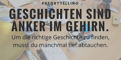Live-Webinar Business-Storytelling: In Geschichten denken Tickets
