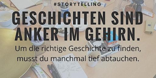 Live-Webinar Business-Storytelling: In Geschichten denken