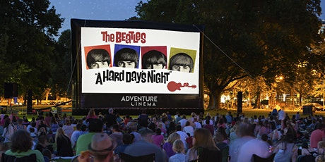 A Hard Day's Night - The Beatles Outdoor Cinema Experience in Liverpool tickets