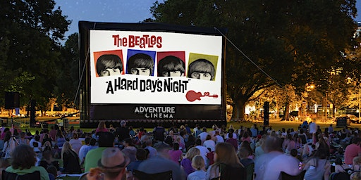 A Hard Day's Night - The Beatles Outdoor Cinema Experience in Liverpool