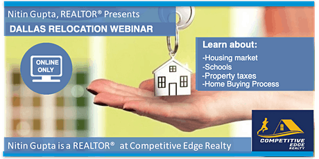 Dallas Relocation Seminar (Online Webinar) tickets