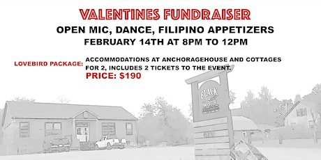 Valentines Fundraiser for Taal Volcano Victims in the Philippines tickets