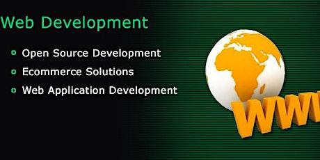 Website Development Training tickets