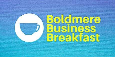 Boldmere Business Breakfast tickets