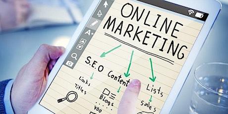 DIY Digital Marketing for Businesses! tickets