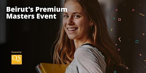 Beirut's Premium Masters Event