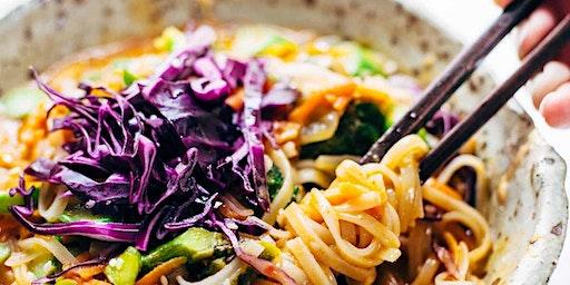 Vegetarian Noodle Bowls