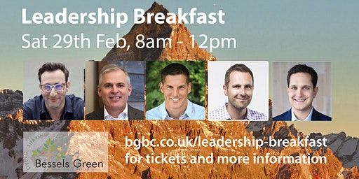 Leadership Breakfast