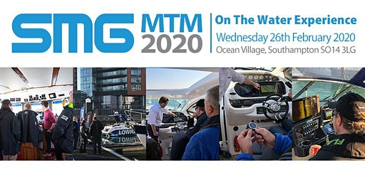 MTM2020 On The Water Experience
