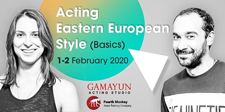 Acting Eastern European Style (Basics) tickets