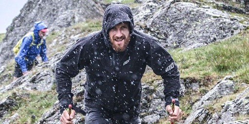 Paul Tierney - Running The Wainwrights film (Farnham screening)